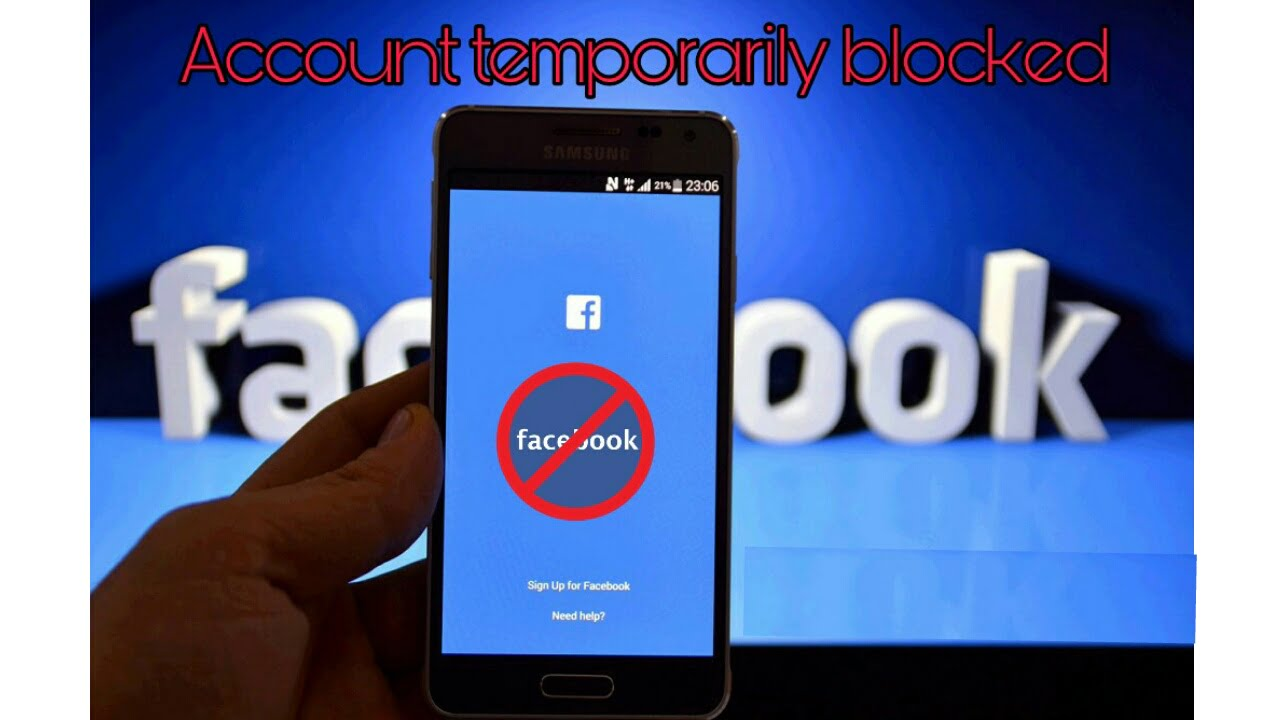 Why your fb account is blocked top 10 reason