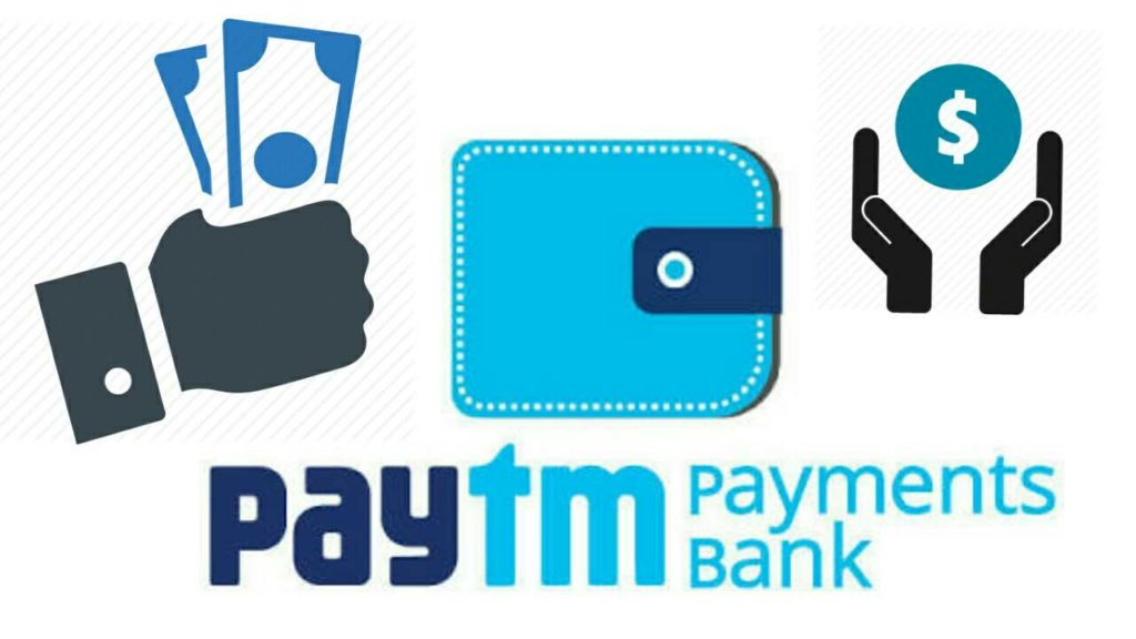 Charges of paytm payments bank