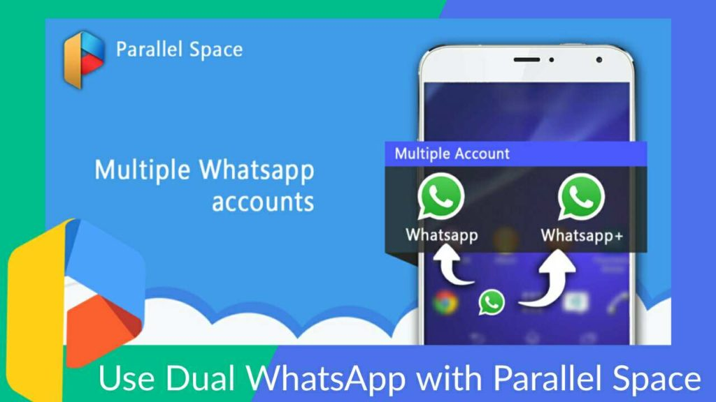 how to use dual WhatsApp on single Phone in hindi