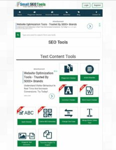 Small seo tools a back links and seo tool