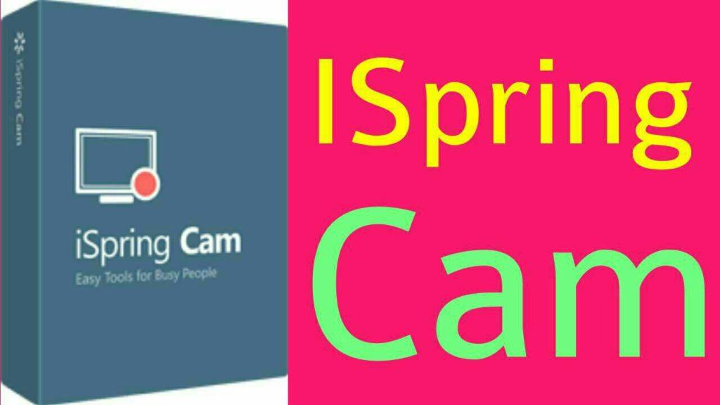 I spring cam screen recorder tool software