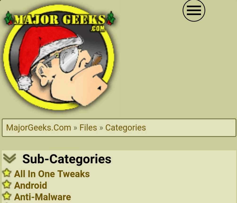 Majorgeek Free Computer Software Downloading Sites !