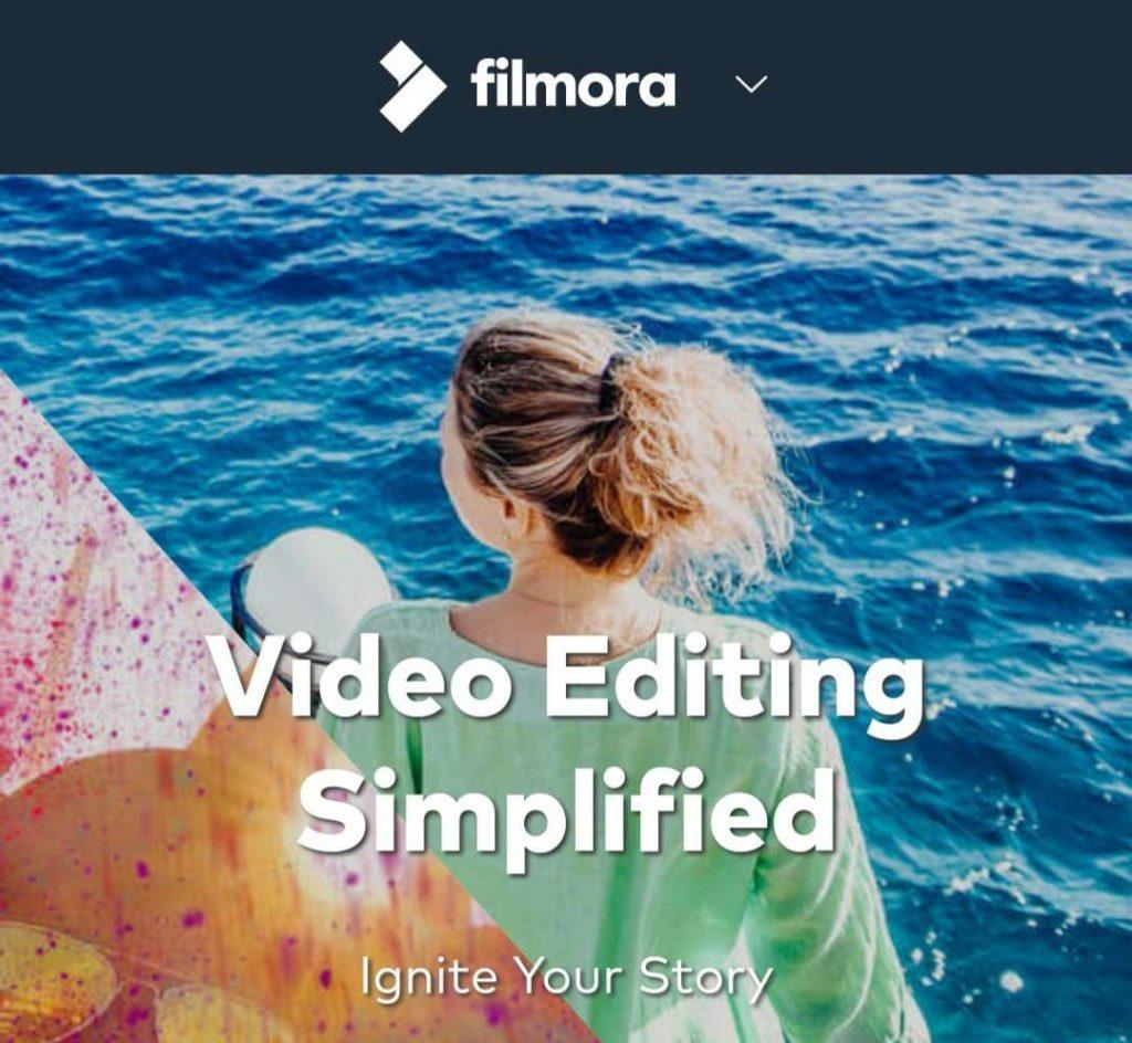 FilmoraGo Computer Software For Video Editing