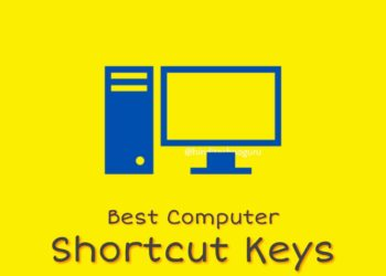 Top 10 Computer Keyboard ShortCut Keys And Tricks