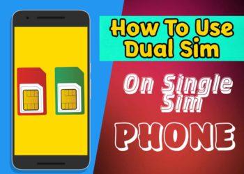 Single Sim वाले फ़ोन में Dual Sim कैसे यूज़ करें?